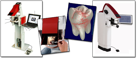 Proto types and resulting DentalTrainer